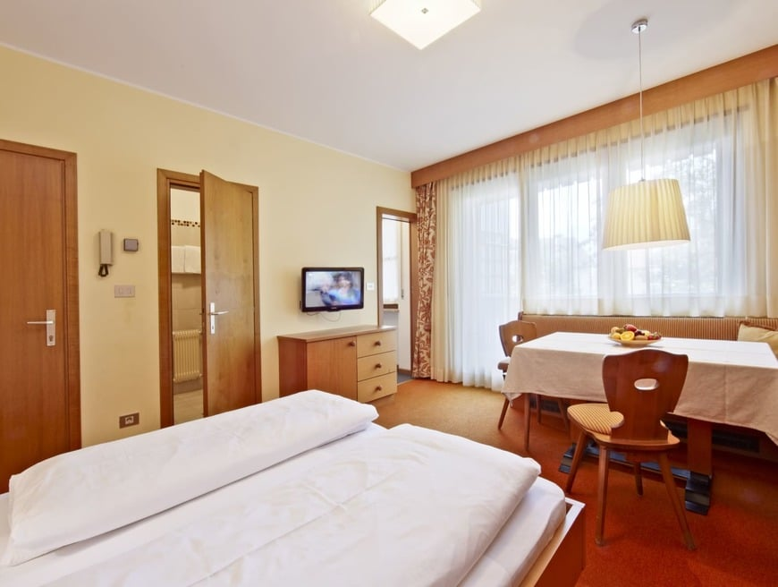 Doublebedroomm Apple Merano